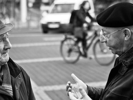 El olvidado Arte de Conversar...