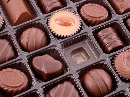 Un Chocolate para la Felicidad...