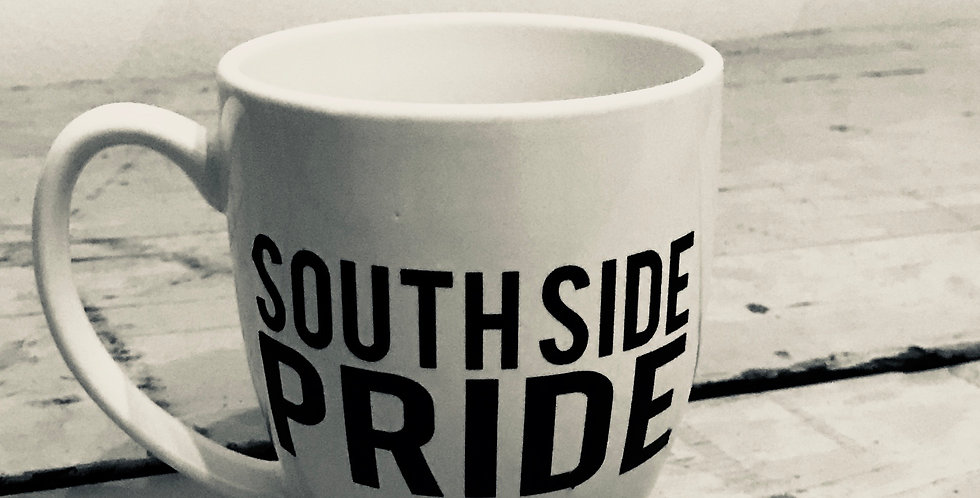 Southside Pride Coffee Cup