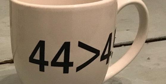 44>45 Coffee Cup