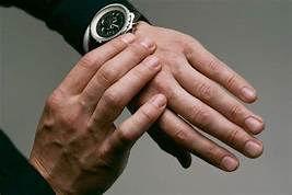 Gentlemen's Sport Manicure