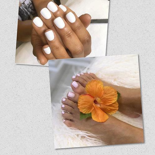 Royale Pedicure/Gel Manicure Combo Gift Certificate