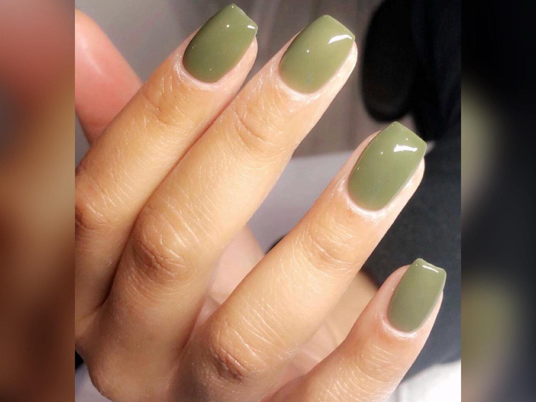 Shellac Gel Manicure