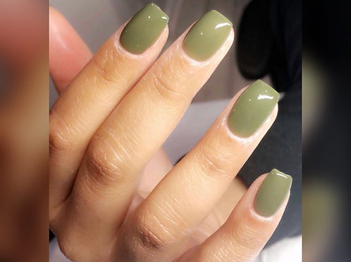 Shellac Gel Manicure Gift Certificate