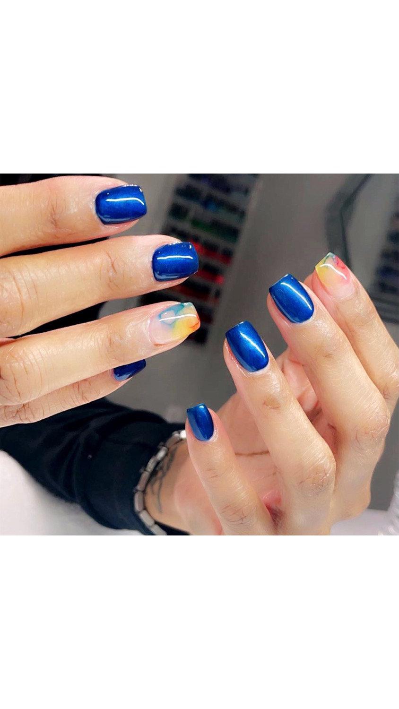 Gel Manicure  & Nail Art