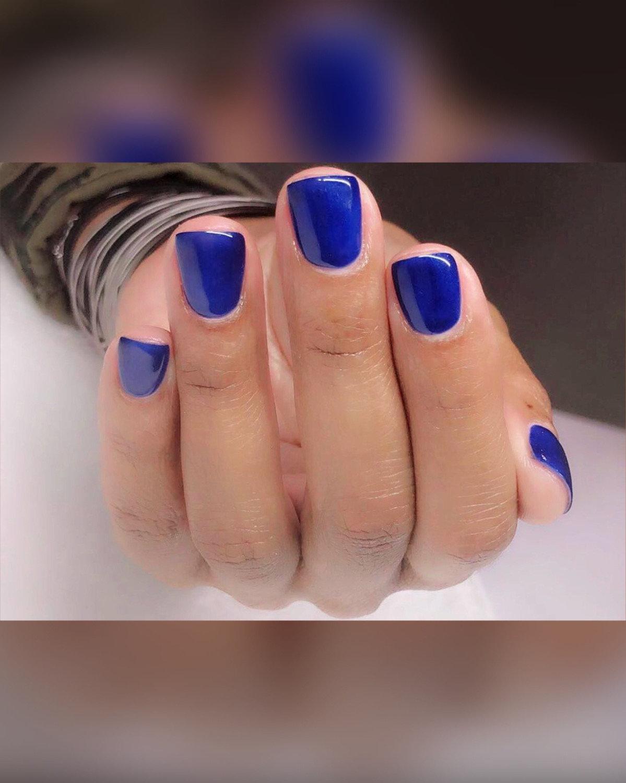 Gel manicure & hard Gel & nails art