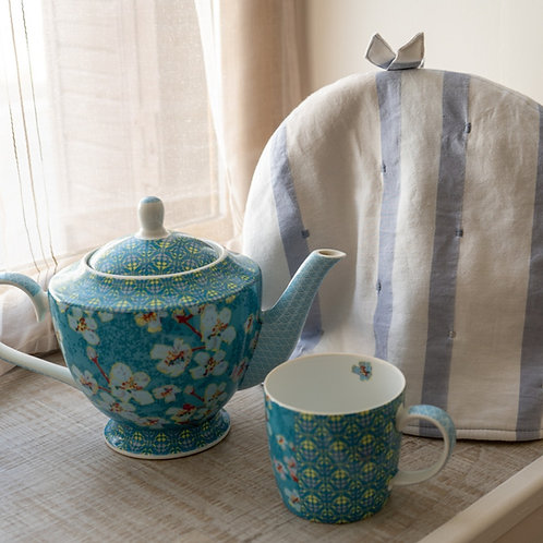Pattern pdf ZERO WASTE teapot cover