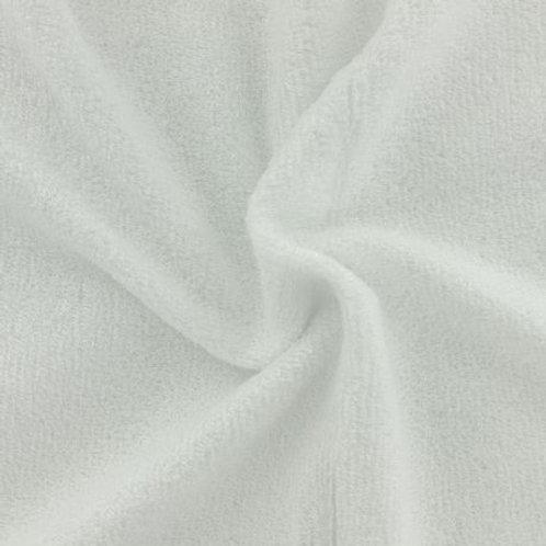 Eponge bambou blanc Oekotex au mètre