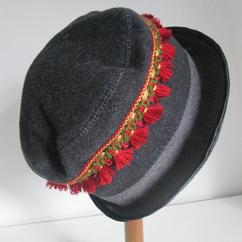 Chapeau pure laine