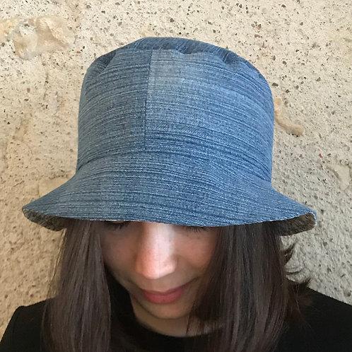 Bucket hat for summer (finished model)