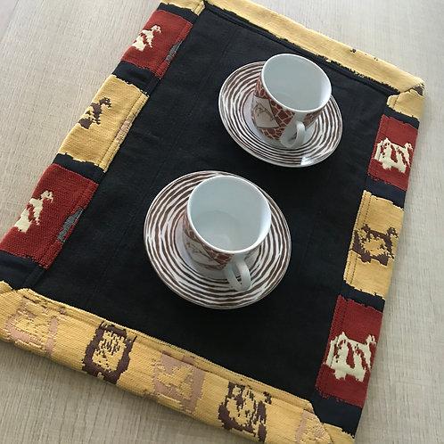 Set de table ou tapis de table réversible