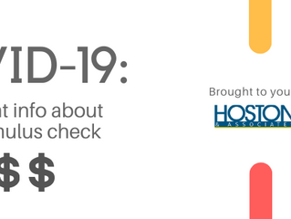COVID-19 UPDATE: Important information about your stimulus check