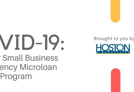 COVID-19 UPDATE:  LA City Small Business Emergency Microloan Program