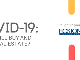 COVID-19 UPDATE: Can I still buy and sell Real Estate?