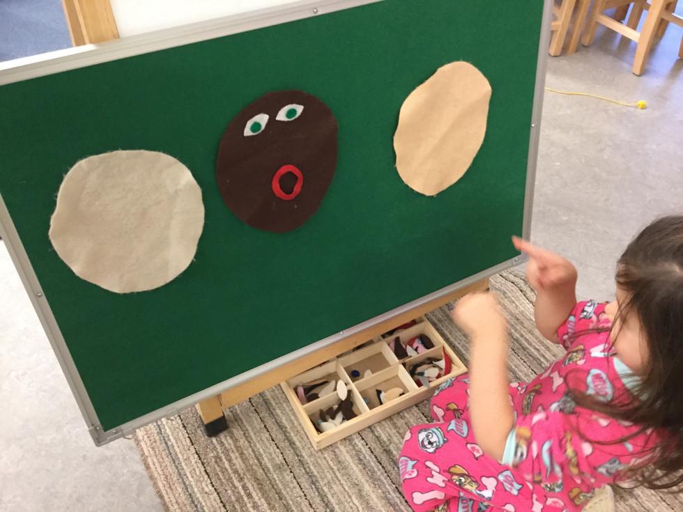 Norah's Nursery Class