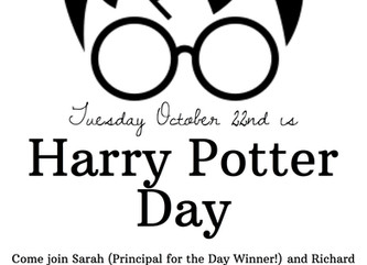 Parent Ed, UNICEF, Harry Potter Day, Diwali, Cultural Celebrations