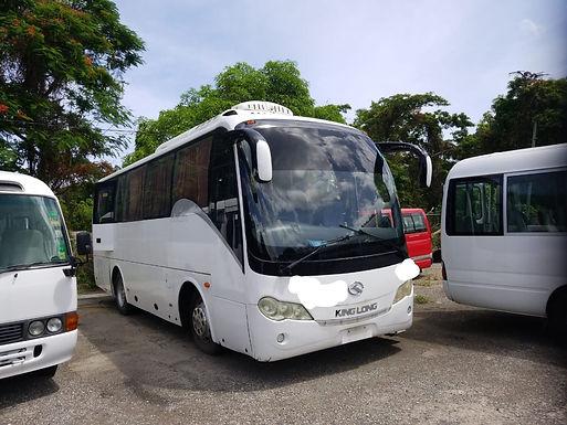 KING LONG TOUR BUS
