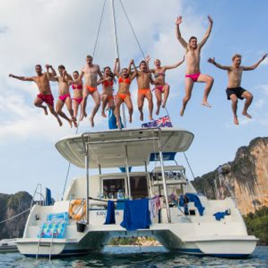 PARTY YACHT, REAL ESTATE & BUSINESS OFFERING