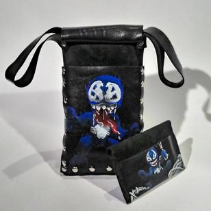 Venom - Wallet & Satchel