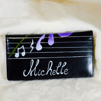 Commissioned Wallet - Michelle