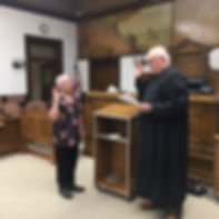 Cora Marks Swear In December 2019.JPG