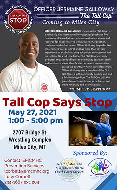 Tall Cop Says Stop Training 05 27 2021 .