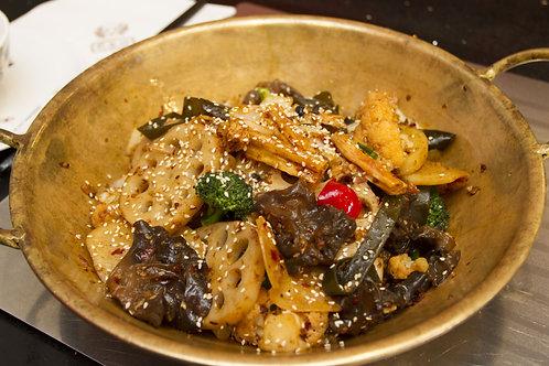 Wok fried vege combination (81003)