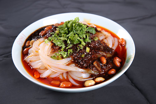 Spicy cold bean jelly (84005)
