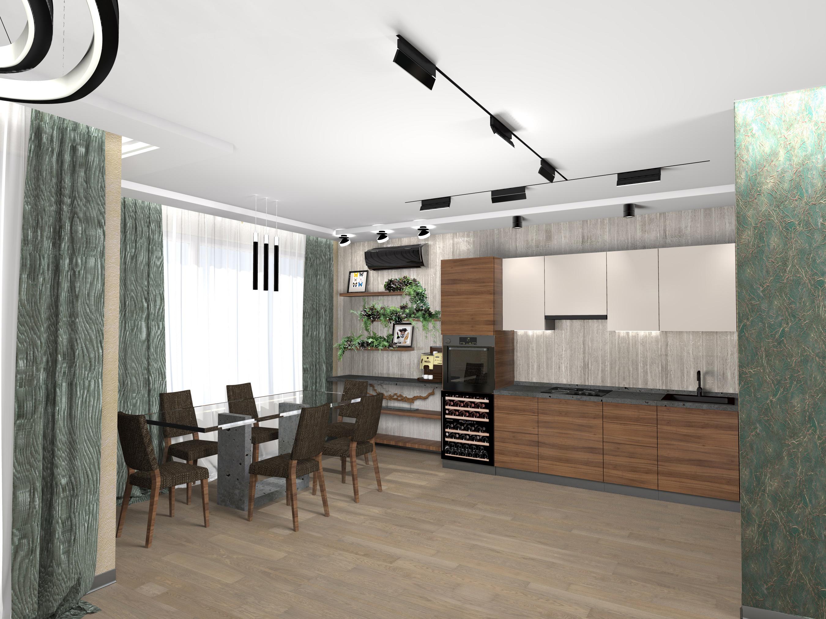 Кухня-вид2