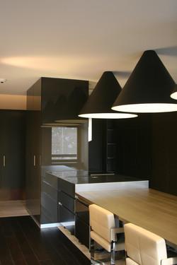 Кухня квартиры