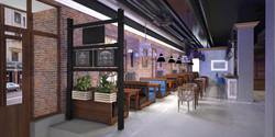 Ресторан - основной зал