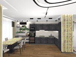 Кухня-вид2вар2