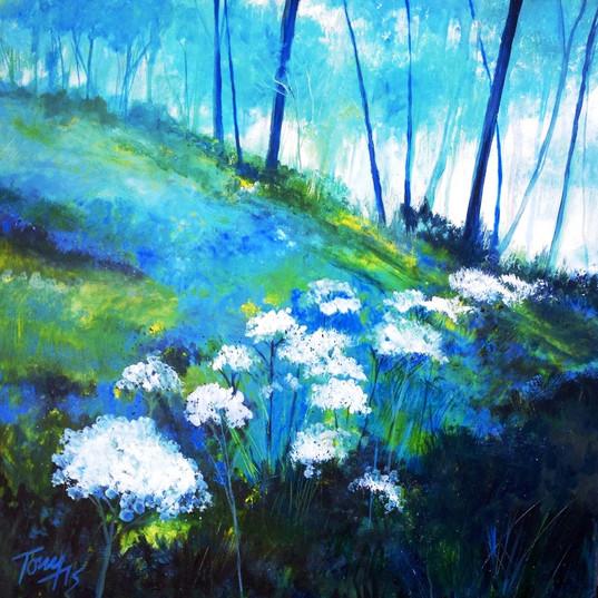 Blue Glade