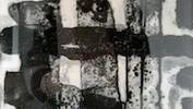 Black & White Intaglio print