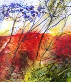 Cow Parsley Watercolours