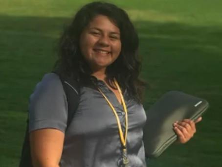Meet a Libertana Scholar: Cristina (Tina) Arechiga
