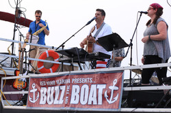 """Live Band the """"Buzz"""""""