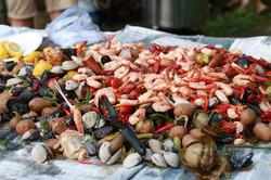 Independence Day Shrimp Boil