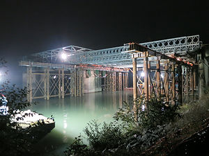 WSDOT I-5 Skagit River Bridge Permanent Bridge Replacement