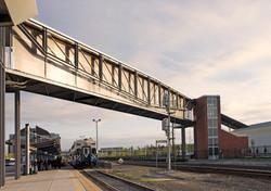 Everett Commuter Rail Station, Ph 2