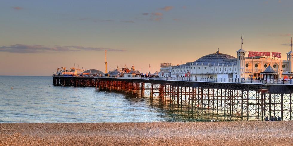 QTL visits Tango Terra... in Brighton!