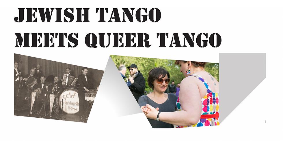 Jewish tango meets Queer Tango