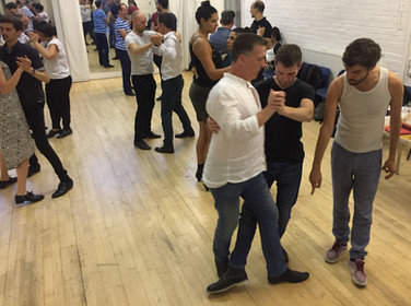 A Queer Tangolondon Practica - A space for practicing - London 17th July 2017