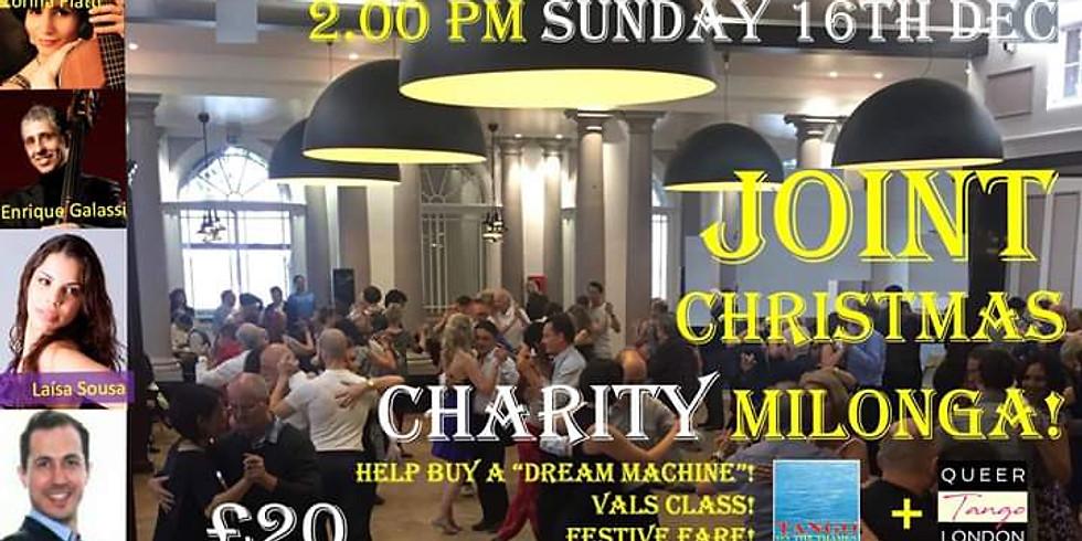 Charity Christmas Milonga