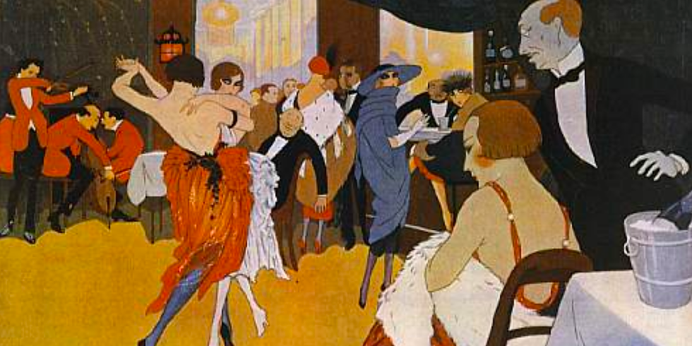 The nightlife of Queer Tango