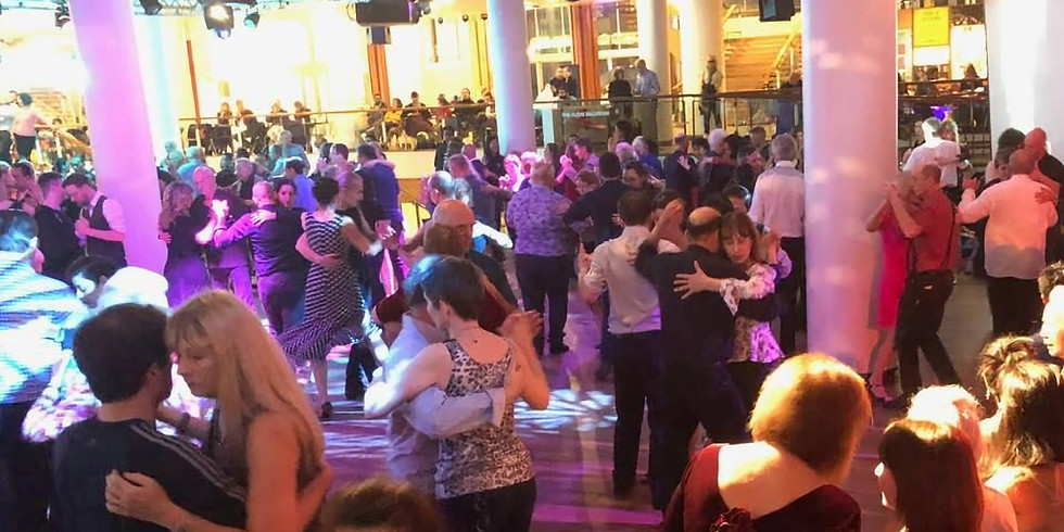 Queer Tango on the Thames Winter Special
