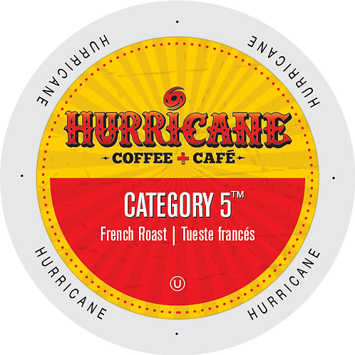 Hurricane Category 5