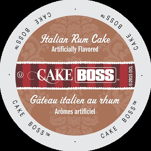 Cake Boss Italian Rum Cake