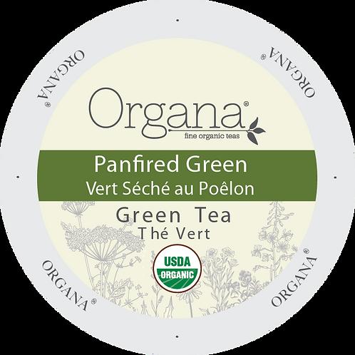 Organa Panfired Green Tea