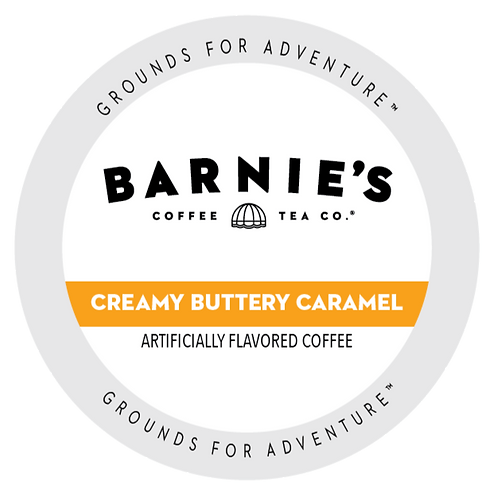 Barnie's Creamy Buttery Caramel